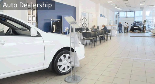 Auto Dealership Janitorial Maintenance Services