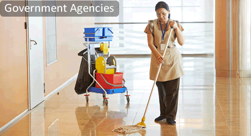 Government Agencies Janitorial Maintenance Services