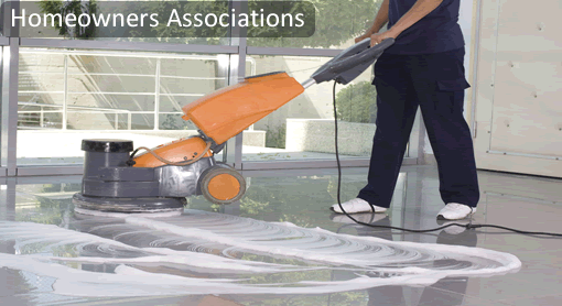 HOA Janitorial Maintenance Services