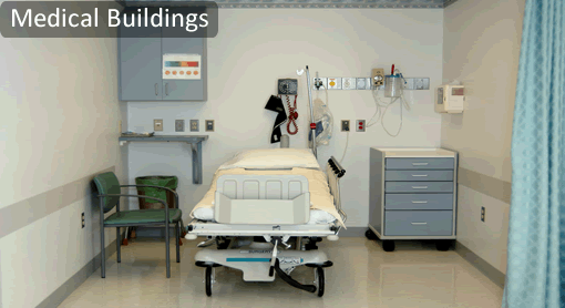 Medical Buildings Janitorial Maintenance Services